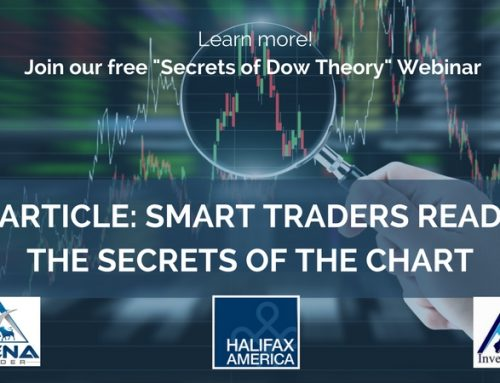 Smart traders read the secrets of the chart