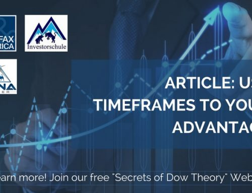 Use timeframes to your advantage